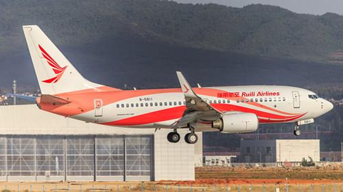 瑞丽航空,德宏南亚通用航空首航圆满成功