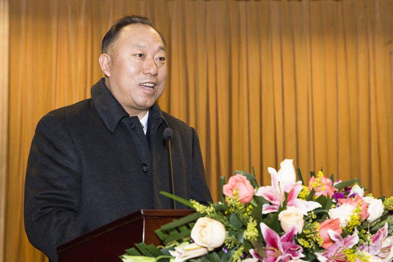 景成集团召开2016年年终总结大会
