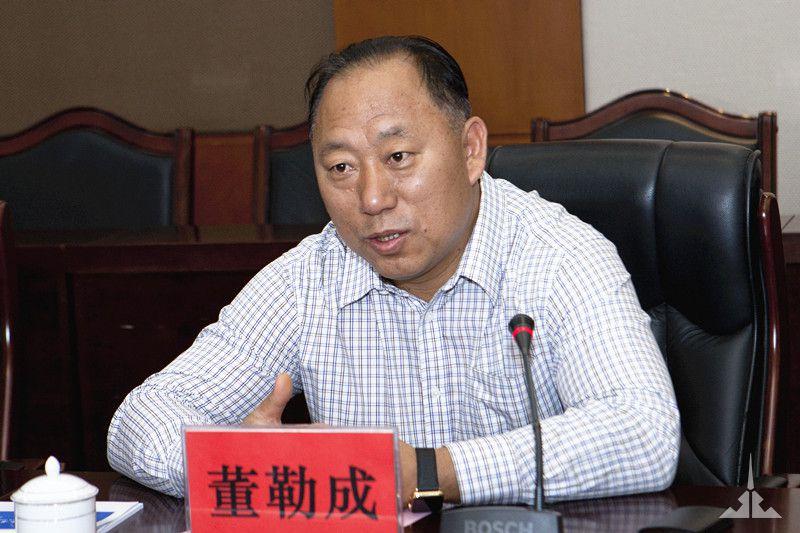 董勒成董事长强调安全生产和工程质量工作