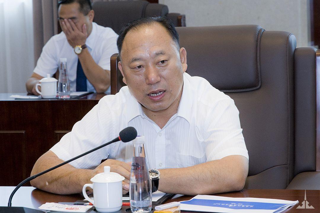 景成集团与长城资产管理公司签订战略合作协议