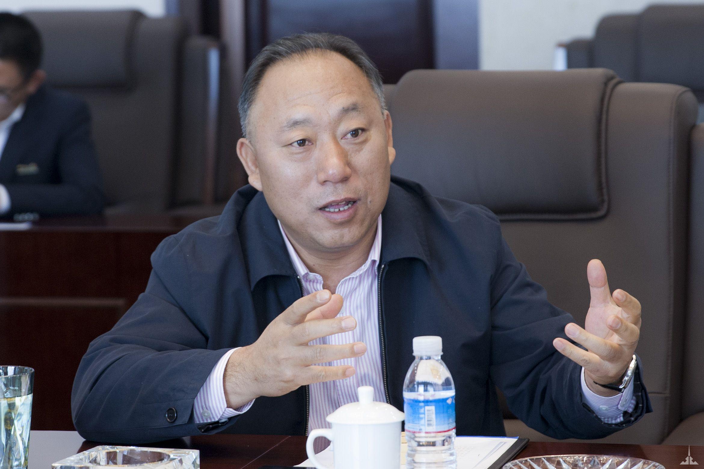 常务副州长马云峰调研景成集团
