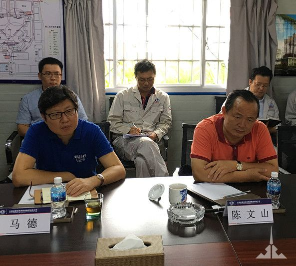 云建投集团与景成集团在柬埔寨西哈努克港举行座谈会